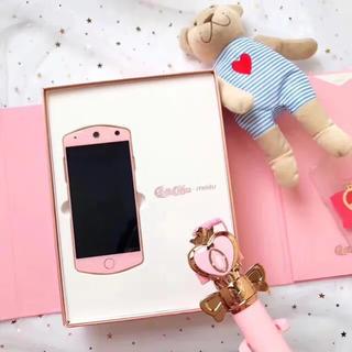 美少女戦士セーラームーン 美図 Meitu M8 スマートフォン 自撮れ カメラ(スマートフォン本体)