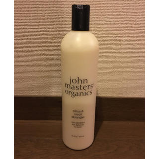 ジョンマスターオーガニック(John Masters Organics)の【新品・未開封】john masters organics C&Nデタングラー(コンディショナー/リンス)