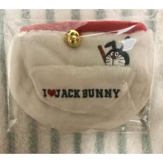 パーリーゲイツ(PEARLY GATES)のJack Bunny×ドラえもん ポケットポーチ(ポーチ)