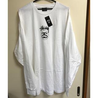 ステューシー(STUSSY)のstussy ロングTシャツ 長袖 XL ステューシー(Tシャツ/カットソー(七分/長袖))