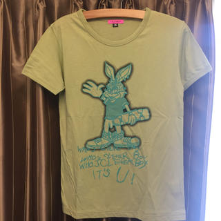 ミルクボーイ(MILKBOY)の【新品✨】MILKBOY ミルクボーイ ラビット Tシャツ(Tシャツ/カットソー(半袖/袖なし))
