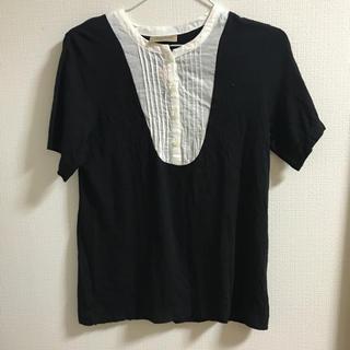 ダダ(DADA)のDADA 定価1万 切り替えカットソー(カットソー(半袖/袖なし))