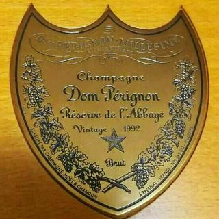 ドンペリニヨン(Dom Pérignon)の未使用 ドンペリゴールド 木箱 空箱(シャンパン/スパークリングワイン)
