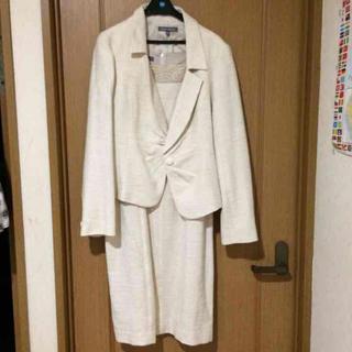 ローラアシュレイ(LAURA ASHLEY)のローラアシュレイ スーツ ワンピース(スーツ)