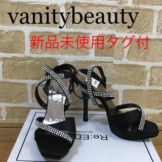 バニティービューティー(vanitybeauty)の新品未使用‼︎タグ付きvanitybeautyパンプス(ハイヒール/パンプス)