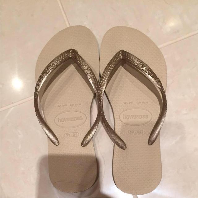 havaianas(ハワイアナス)のhavaianas ビーチサンダル レディースの靴/シューズ(ビーチサンダル)の商品写真
