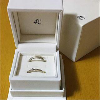 ヨンドシー(4℃)のペアリング(リング(指輪))