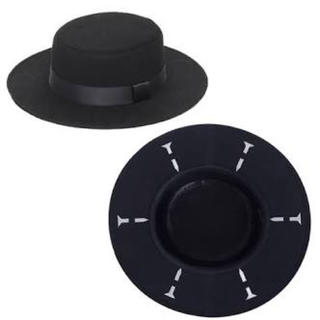 パメオポーズ(PAMEO POSE)のPAMEO  POSE  nails hat(ブラック)(ハット)