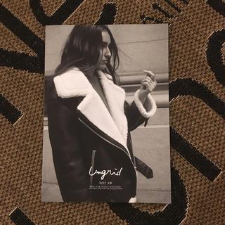 アングリッド(Ungrid)の2017 AW  photo book(ファッション)