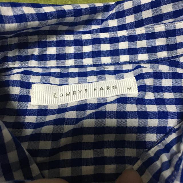 INGNI(イング)のギンガムチェック レディースのトップス(シャツ/ブラウス(半袖/袖なし))の商品写真