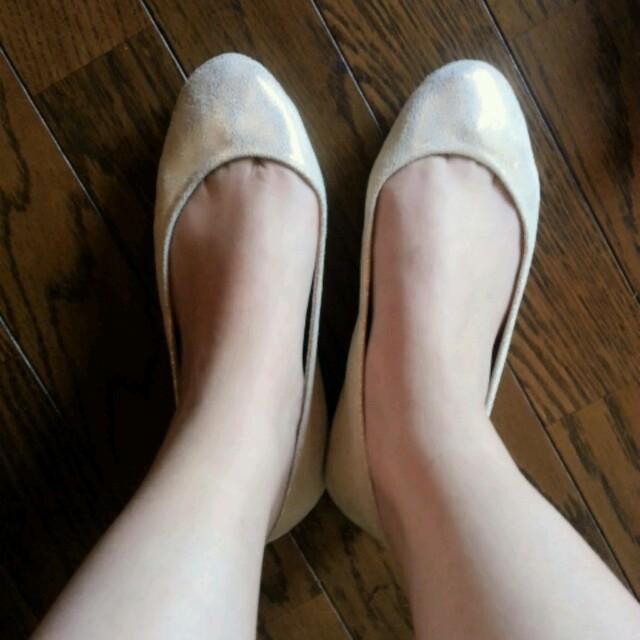 LOWRYS FARM(ローリーズファーム)のLOWRYS FARMパンプス新品同様 レディースの靴/シューズ(ハイヒール/パンプス)の商品写真