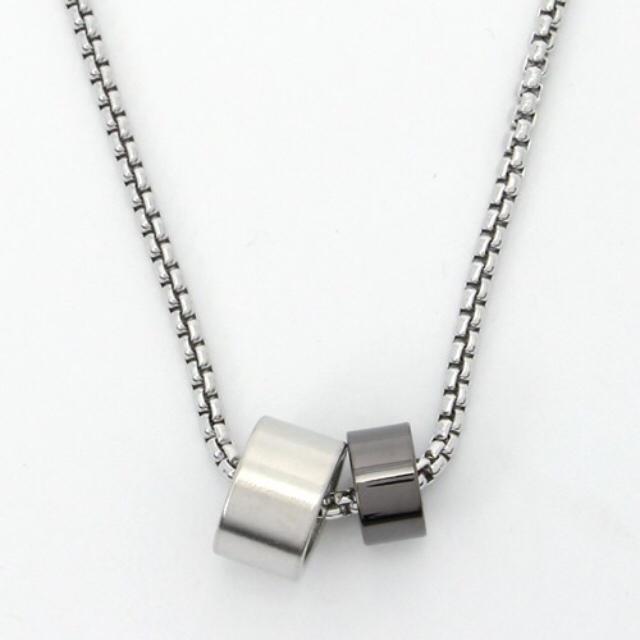 RAGEBLUE(レイジブルー)のネックレス ユニセックス【RAGEBLUE】 メンズのアクセサリー(ネックレス)の商品写真