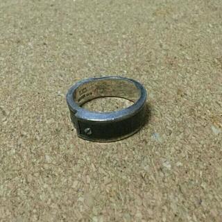 アンダーカバー(UNDERCOVER)のUCsilver silver925 メンズシルバーリング(リング(指輪))