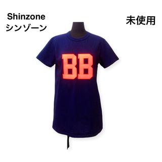シンゾーン(Shinzone)のshinzone ロゴTシャツ(Tシャツ(半袖/袖なし))