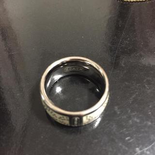 コーチ(COACH)のCOACH 指輪(リング(指輪))