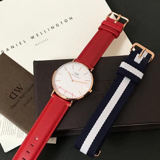 ダニエルウェリントン(Daniel Wellington)のおすすめ✨替えNATOセットダニエルウェリントン腕時計(腕時計(アナログ))