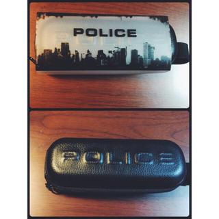 ポリス(POLICE)のPOLICE メガネケース 新品未使用(サングラス/メガネ)