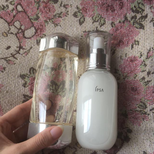 水 イプサ 化粧
