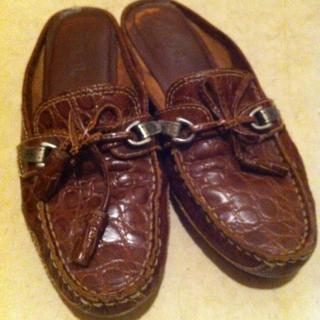ヴィンテージ靴(ローファー/革靴)