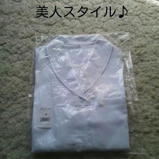 アイトス(AITOZ)のラスト2着!新品☆美人白衣 アイトス サイズM(その他)
