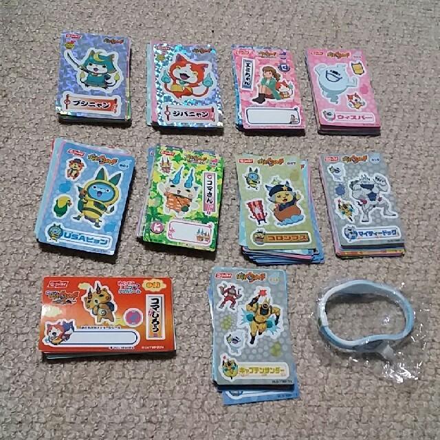 ニッスイ 妖怪ウォッチソーセージシール191枚組 エンタメ/ホビーのアニメグッズ(カード)の商品写真