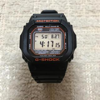 カシオ(CASIO)の【定価2万円!美品!】 Gショック タフソーラー GW-M5610R-1JF(腕時計(アナログ))