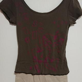 チャコット(CHACOTT)の新品 チャコット  Luigi  バレエ  ヨガ   トップス  Tシャツ  M(ヨガ)