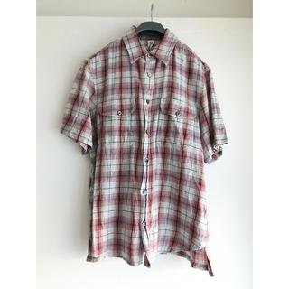 ウィムニールス(WIM NEELS)の美品 WIM NEELS DAILY チェックシャツ VETEMENTS(シャツ)