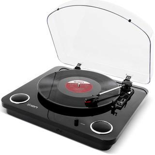 【新品未開封】ION Audio Max LP ダークブラック (ターンテーブル)