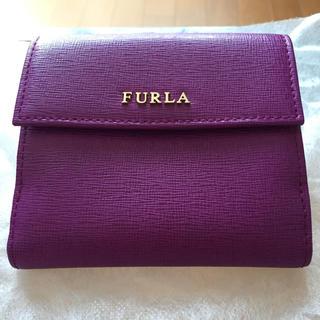 フルラ(Furla)の[未使用品]FURLA二つ折り財布(折り財布)