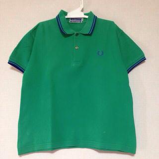 フレッドペリー(FRED PERRY)のフレッドペリー レア色 英国製ポロ(ポロシャツ)