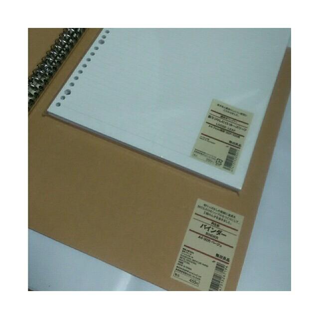 教科書など学用品の収納に利用していた、無印良品のパルプボードボックスの側面に吊っていました。