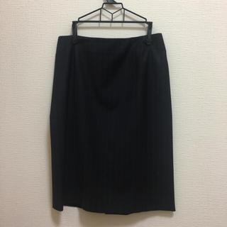 ミッシェルクラン(MICHEL KLEIN)の【クリーニング済!】MICHEL KLEIN スーツスカート(スーツ)