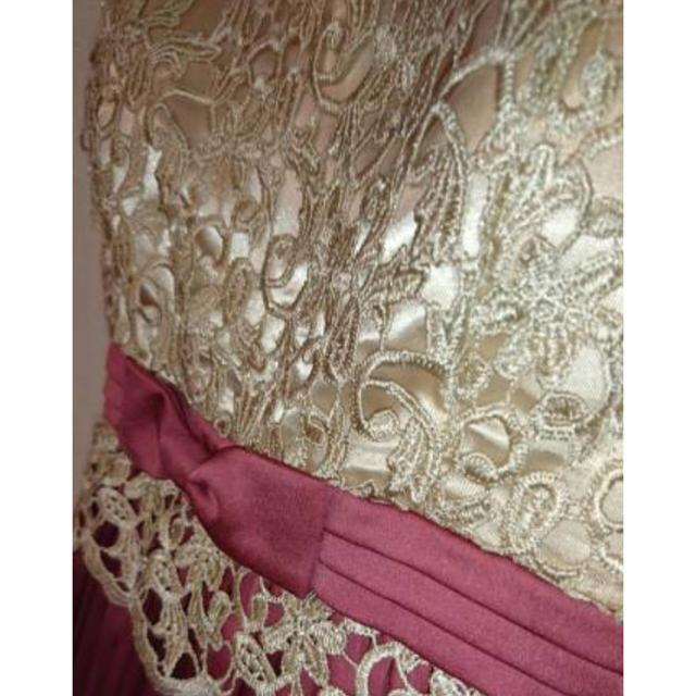 ドリードールワンピース(ピンク) レディースのフォーマル/ドレス(ミニドレス)の商品写真
