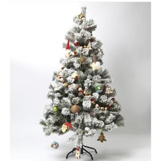 スタディオクリップ(STUDIO CLIP)のクリスマスツリースノーツリー     【スタジオクリップ】(その他)