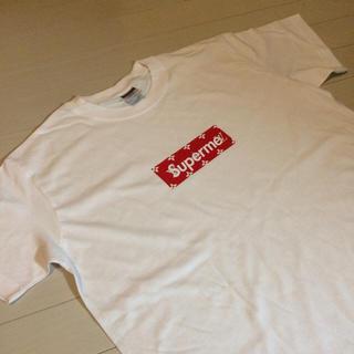 新品 スーパーミー super me(Tシャツ/カットソー(半袖/袖なし))