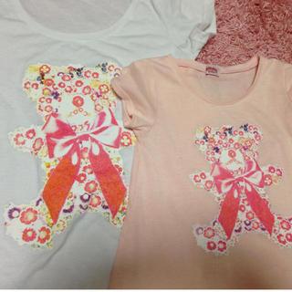 アナップキッズ(ANAP Kids)の親子ペアTシャツ(Tシャツ(半袖/袖なし))