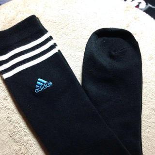 アディダス(adidas)のadidas  ラインソックス(ソックス)