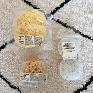 ムジルシリョウヒン(MUJI (無印良品))の無印良品 海綿 石けん置き(バスグッズ)