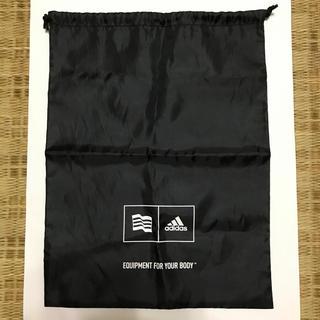 アディダス(adidas)のアディダス ナイロンバッグ(巾着袋)(その他)