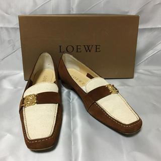 ロエベ(LOEWE)のみーさん様専用(ローファー/革靴)