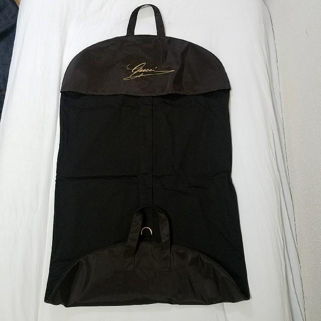 detailed look 589cb 7228d GUCCI スーツカバー ガーメントバッグ スーツケース オーダーメイド専用