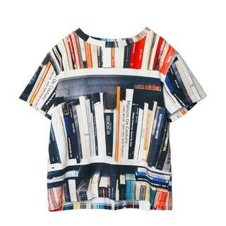アメリヴィンテージ(Ameri VINTAGE)のアメリ ヴィンテージ many books Tシャツ(Tシャツ(半袖/袖なし))