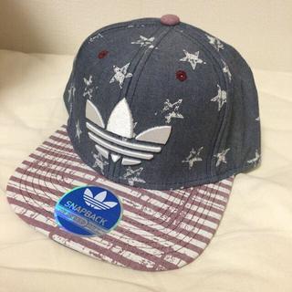 アディダス(adidas)のadidas originals 日本未入荷 ロサンゼルス キャップ 帽子(キャップ)