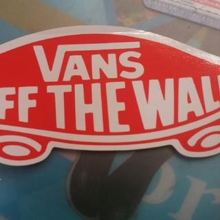 ヴァンズ(VANS)のVANSのステッカーです!(その他)