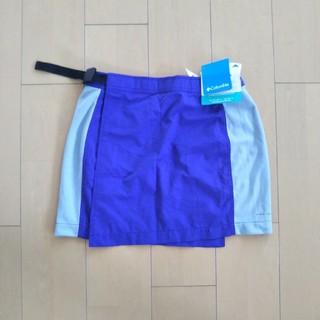 コロンビア(Columbia)のコロンビア★Columbia新品ラップスカートMサイズ(ひざ丈スカート)