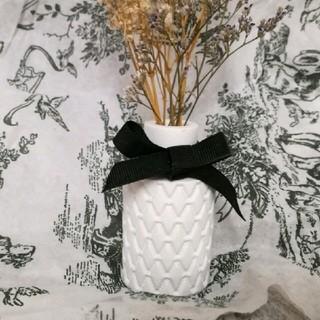 アロマストーン 花瓶(アロマ/キャンドル)