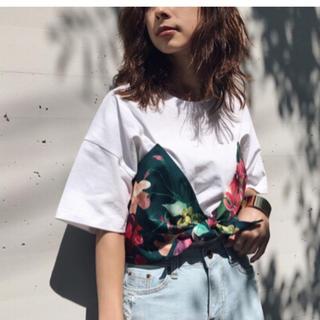 アメリヴィンテージ(Ameri VINTAGE)のAMERI ARIANNA BIKINI TEE (Tシャツ(半袖/袖なし))