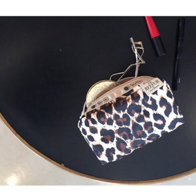 Maison de Reefur(メゾンドリーファー)の大人気♡完売品♡メゾンドリーファー♡ポーチ レディースのファッション小物(ポーチ)の商品写真