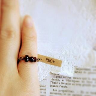RMC*黒猫様(リング(指輪))